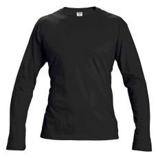 Cerva CAMBON hosszú ujjú trikó fekete XXXL