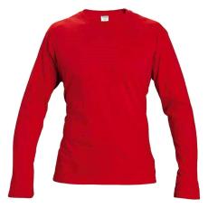 Cerva CAMBON hosszú ujjú trikó piros XL
