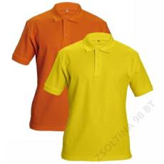 Cerva DHANU tenisz póló, narancssárga