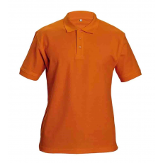Cerva DHANU tenisz póló narancssárga S