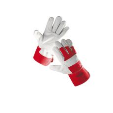 Cerva EIDER kombinált kesztyű piros - 11