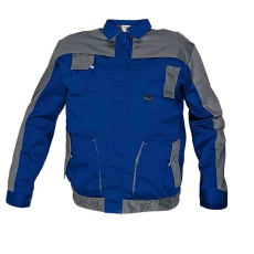 Cerva MAX EVO kabát kék/szürke 56