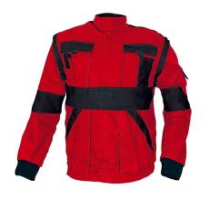 Cerva MAX kabát piros / fekete 48