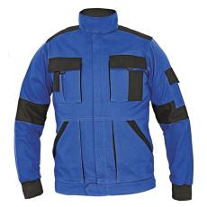 Cerva MAX LADY női kabát kék/fekete 38