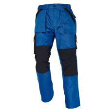 Cerva MAX nadrág kék/fekete 68