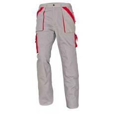 Cerva MAX nadrág szürke/piros 64