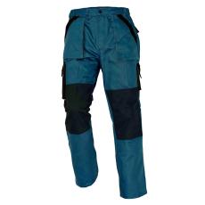 Cerva MAX nadrág zöld/fekete 56