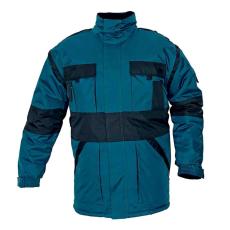 Cerva MAX téli kabát párnázott zöld/fekete XXL