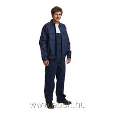 Cerva Öltöny kertésznadrág+kabát kék BE-01-005 48