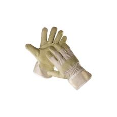 Cerva SHAG kombinált téli kesztyű sárga fehér - 10