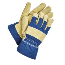 Cerva SHAG kombinált téli kesztyű sárga kék - 9