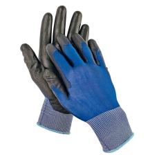 Cerva SMEW fekete kesztyű nylon kék/fekete - 8