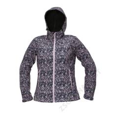 Cerva YOWIE printed softs világos lila/navy
