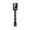 Chaba állítható nyakörv, szín: tappancs mintás 15mm/44cm