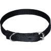 Chaba Standard sima nyakörv, szín: fekete 10mm/32cm