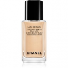 Chanel Les Beiges Sheer Healthy Glow folyékony bőrélénkítő árnyalat Sunkissed 30 ml szemhéjpúder