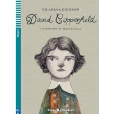Charles Dickens DICKENS, CHARLES - DAVID COPPERFIELD + CD idegen nyelvű könyv