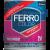 Chemolak Ferro Color 2:1 Oldószeres, Selyemfényű Zománcfesték (Kék) - 0,3 L.