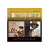 """CHERRY RED Johnny """"Guitar"""" Watson - Johnny Guitar Watson And The Family Clone / Bow Wow (Cd)"""