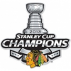 Chicago Blackhawks NHL rátét Stanley cup 2013