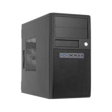 Chieftec CT-04B-350GPB Black számítógép ház