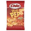 CHIO Big Pep sonka ízű búza-burgonyasnack 65 g