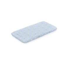 Chipolino Chipolino összehajtható matrac 60x120 - Blue Hearts 2018 babamatrac