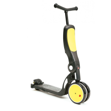 Chipolino Kid's toy 4 az 1-ben roller - Yellow 2020 roller