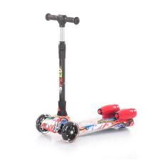 Chipolino Speed szuperszonikus roller - Red roller