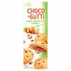 Choco Gutti mogyorókrémmel és csokoládé darabokkal töltött keksz 160 g