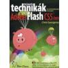 Chris Georgenes Trükkös technikák az Adobe Flash CS5-ben (DVD-melléklettel)