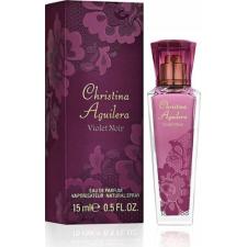 Christina Aguilera Violet Noir EDP 15 ml parfüm és kölni