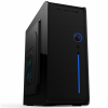 CHS PC Barracuda, Core i3-7100 3.9GHz, 4GB, 120GB SSD, DVD-RW, Egér+Bill