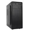 CHS PC Barracuda, Core i3-8100 3.6GHz, 4GB, 120GB SSD, DVD-RW, Egér+Bill