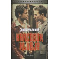 Chuck Palahniuk Harcosok klubja regény