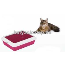 Cica alomtálca magas oldalú peremes méret 3 macskatoalett
