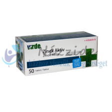 CINK AKTÍV PLUS A VITAMIN TABLETTA 50DB vitamin