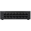 Cisco SF110D-16HP PoE switch