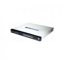 Cisco SRW2016 hub és switch