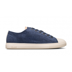 Clae HERBIE TEXTILE NAVY RECYCLED TERRY