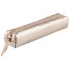 Clairefontaine bőr tolltartó 4x2,5x19,5 cm, slim, arany