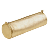 Clairefontaine tolltartó (5,5x22 cm, bőr) arany