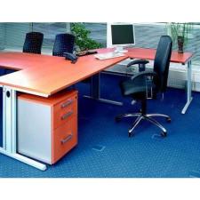 Classic line ergo irodai asztal, 180 x 110 x 75 cm, balos kivitel irodabútor