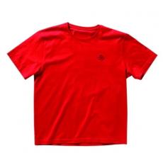 CLASSIC LOGO TEE  (TANGO RED) [XXL]