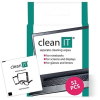 Clean IT tisztító törlőkendők 52 db