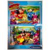Clementoni Clementoni: Mikiegér Roadster Racers 2 az 1-ben puzzle