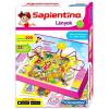 Clementoni - Sapientino Lányok fejlesztő társasjáték (64041)