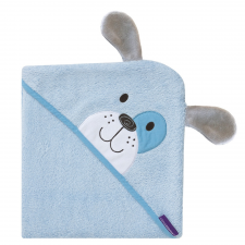 Clevamama babatörölköző bambusz kék kutya fogó