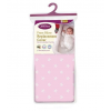 Clevamama csecsemőpárna huzat rózsaszín