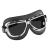 Climax Vintage motoros szemüveg Climax 510, füstös üveg